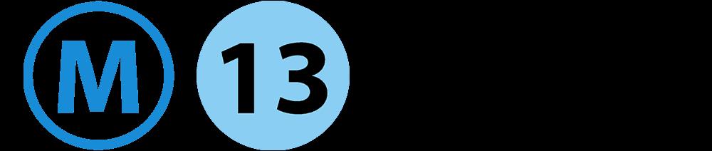 metro -13