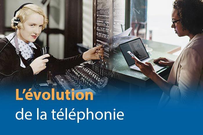 L'évolution-de-la-téléphonie