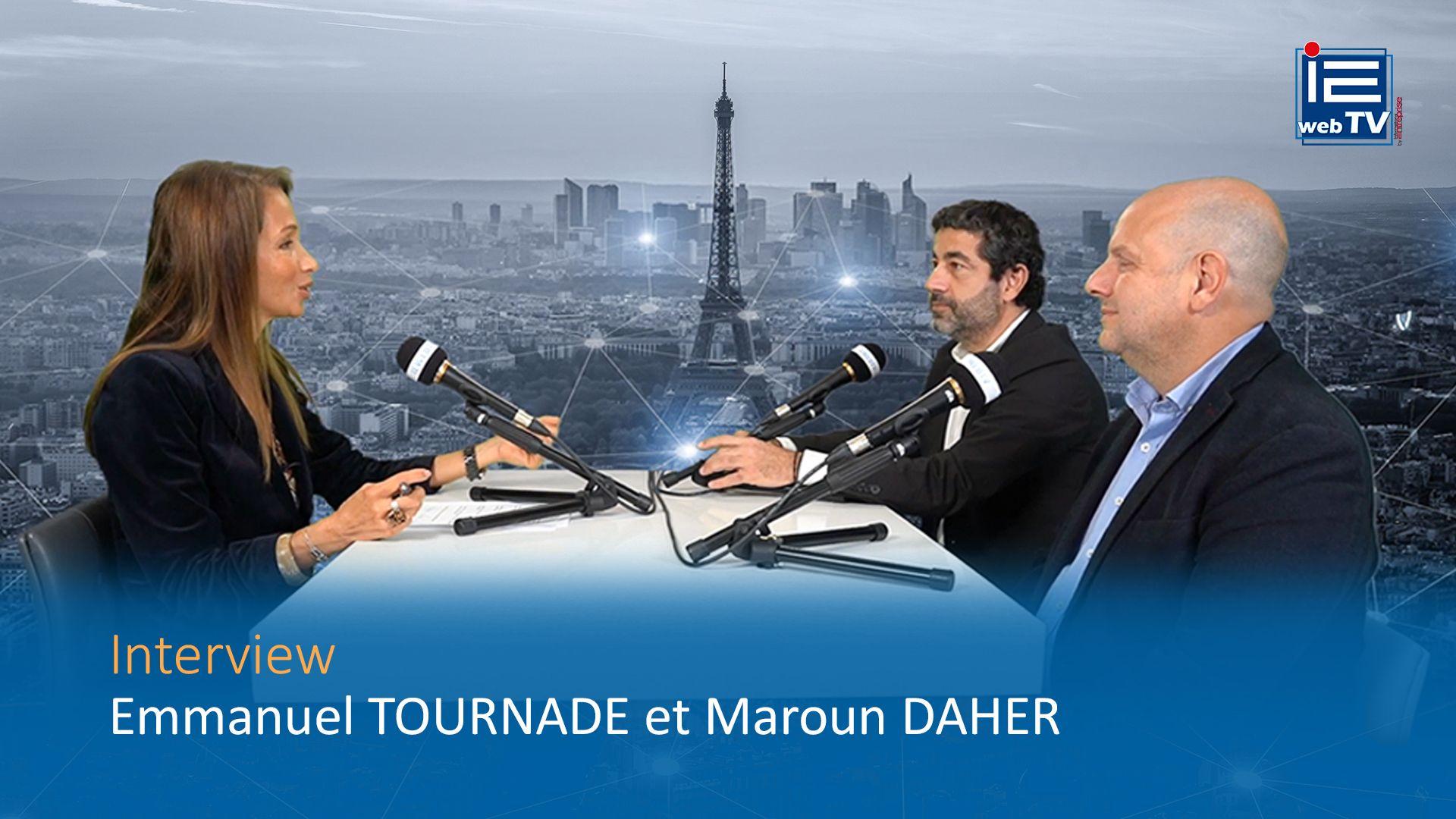 Vidéo Interview IEwebTV