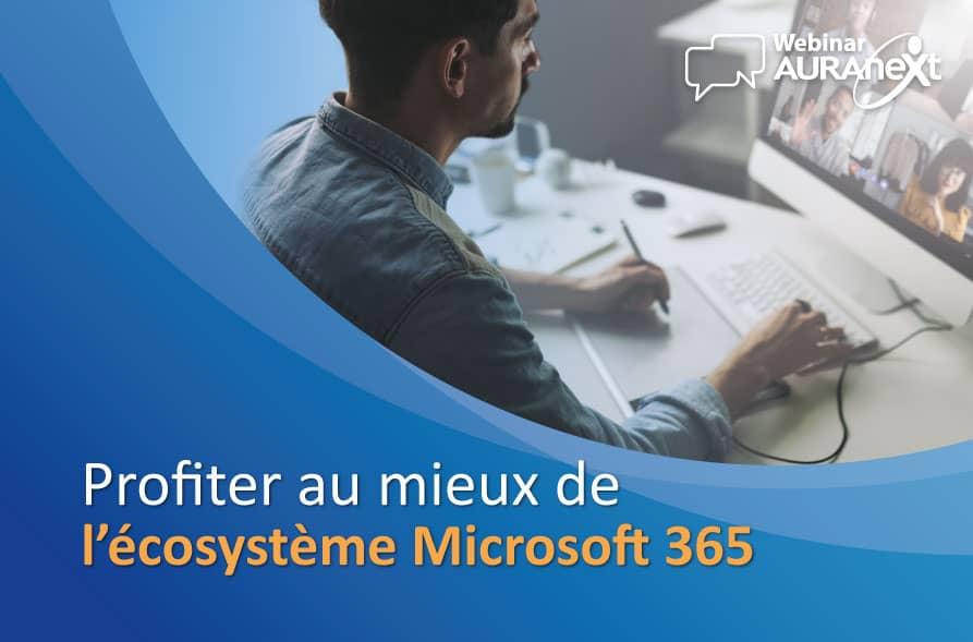 Webinar Microsoft 365 par AURAneXt