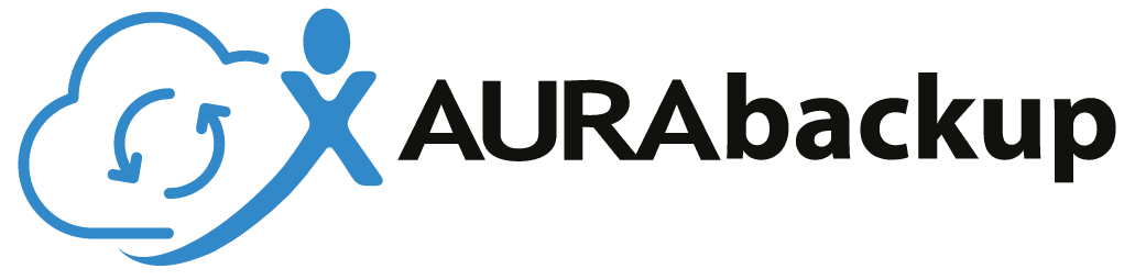 Logo AURAbackup